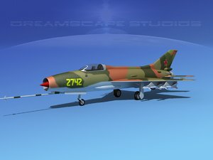 mig-21 fishbed 3ds