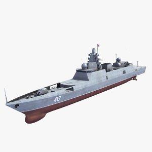 3ds max admiral gorshkov