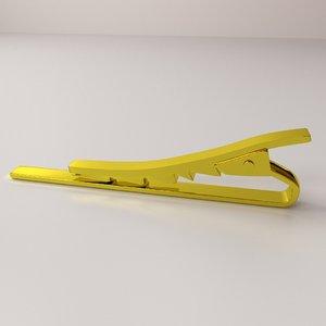3d tie model