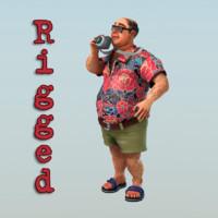 fat tourist
