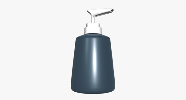 soap dispenser 3d ma