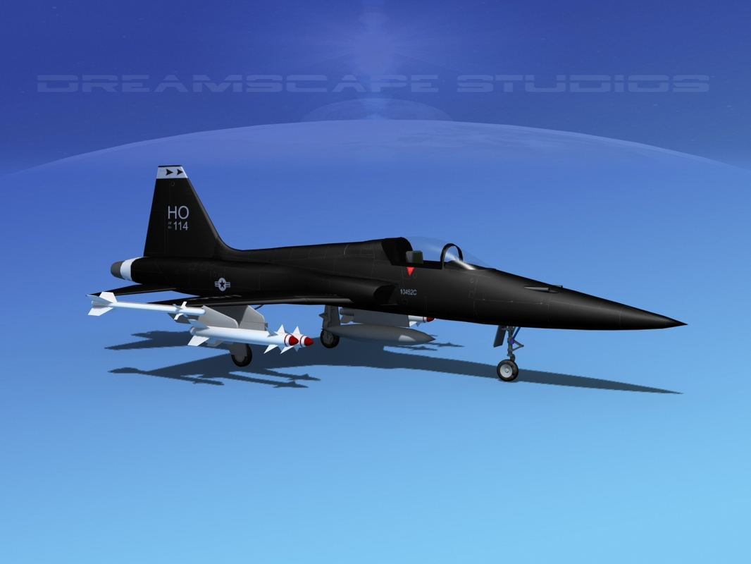 f-5 fighter northrop 3ds