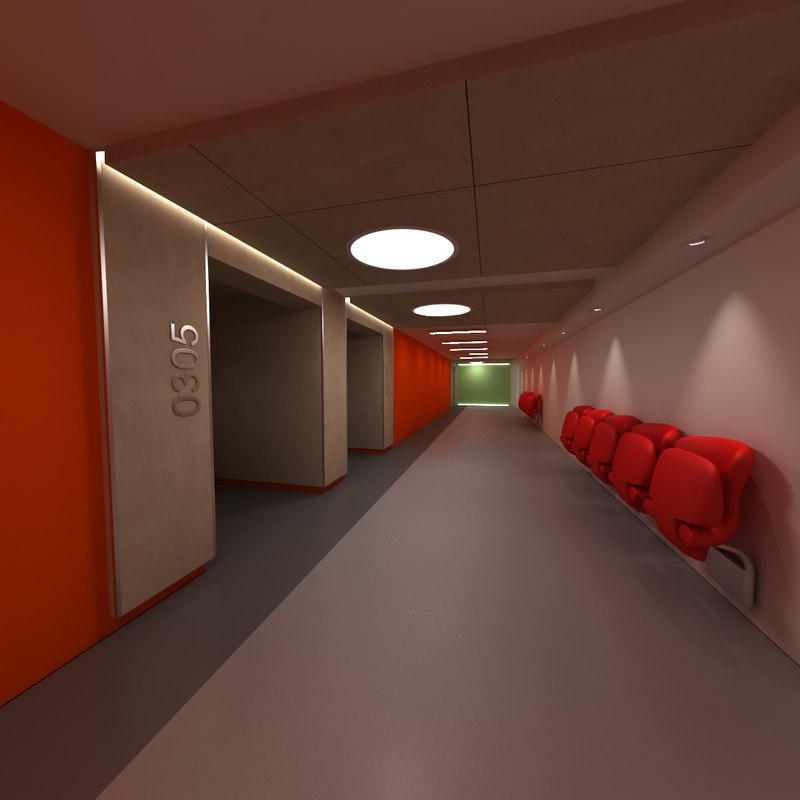 University School Corridor 48d Model New Universities With Interior Design Programs Model
