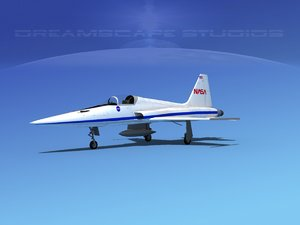 3d f-5 fighter northrop