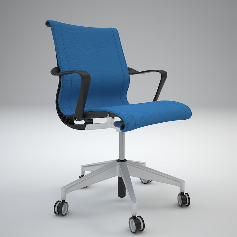 herman miller setu chair 3ds
