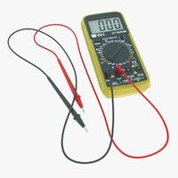 3ds multimeter meter tester