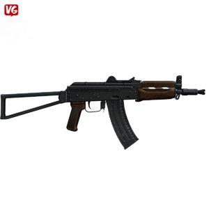 assault rifle 3d x