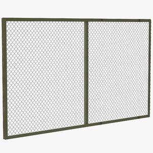 max chain link fence