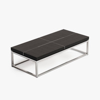 3d model eichholtz coffee table magnum