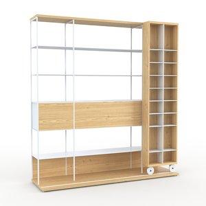 literatura open punt mobles 3d model