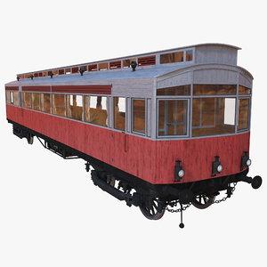 1903 petrol electric autocar max
