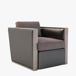 andrew chair 9500d 3d model