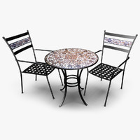 lwo patio set