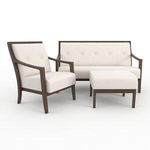 max millenium accento armchair sofa