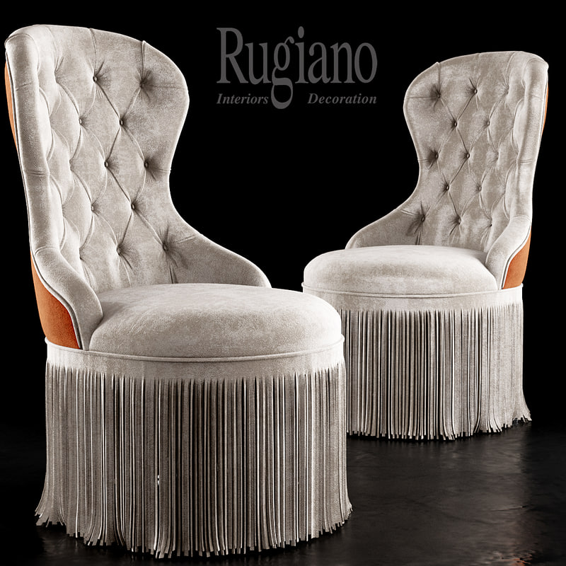 max chair rugiano king