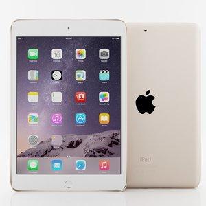 obj apple ipad mini 3