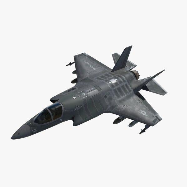 max f-35b ii