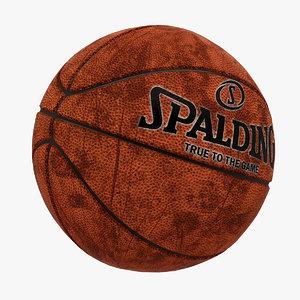 basketball ball 3d max