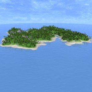 island mht x