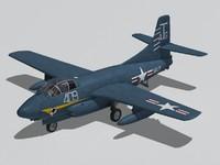 Douglas F3D.
