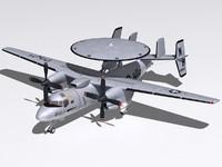 E-2C Hawkeye.
