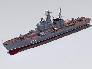 3ds max destroyer 956