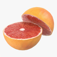 Grapefruit Cross Section 2