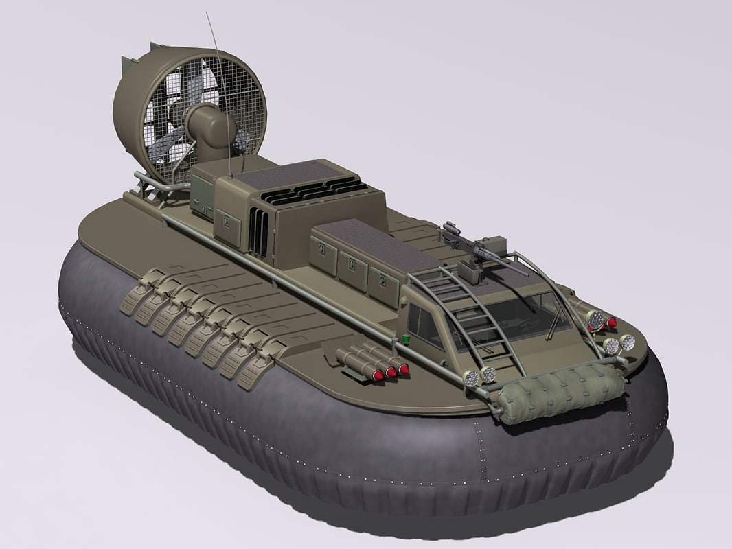 3ds max hovercraft 007