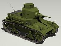 M2A4 tank.