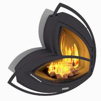 fireplace fbx