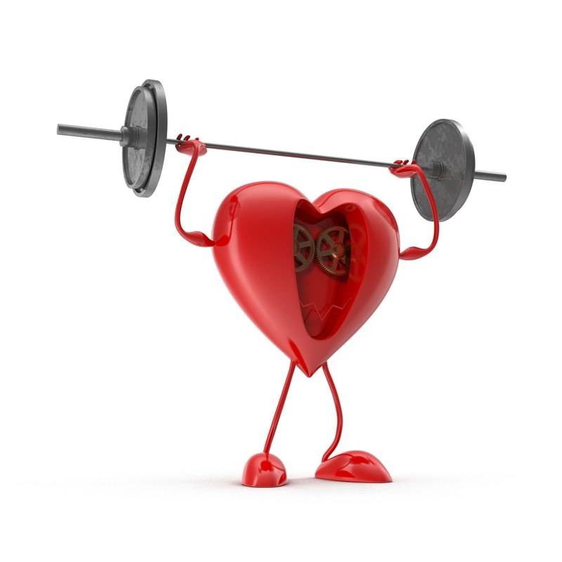 max athletic heart