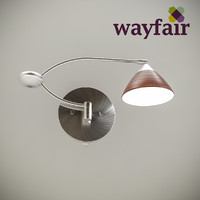 wayfair domi swing arm 3d max