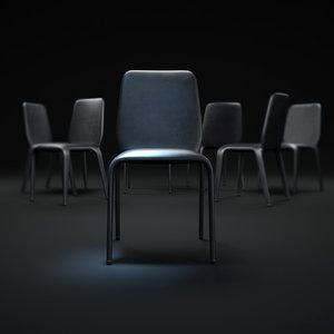 junan-chair 3d max