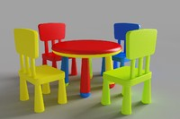 kids_table_chair_3dsmax