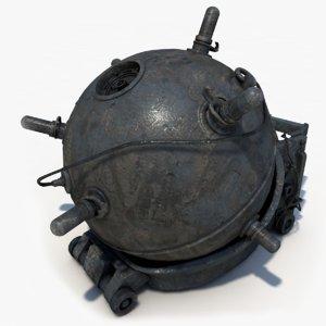 max sea naval mines