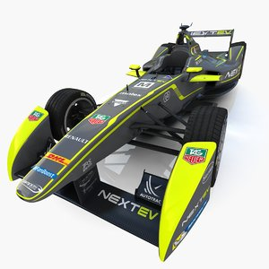 max team china formula e