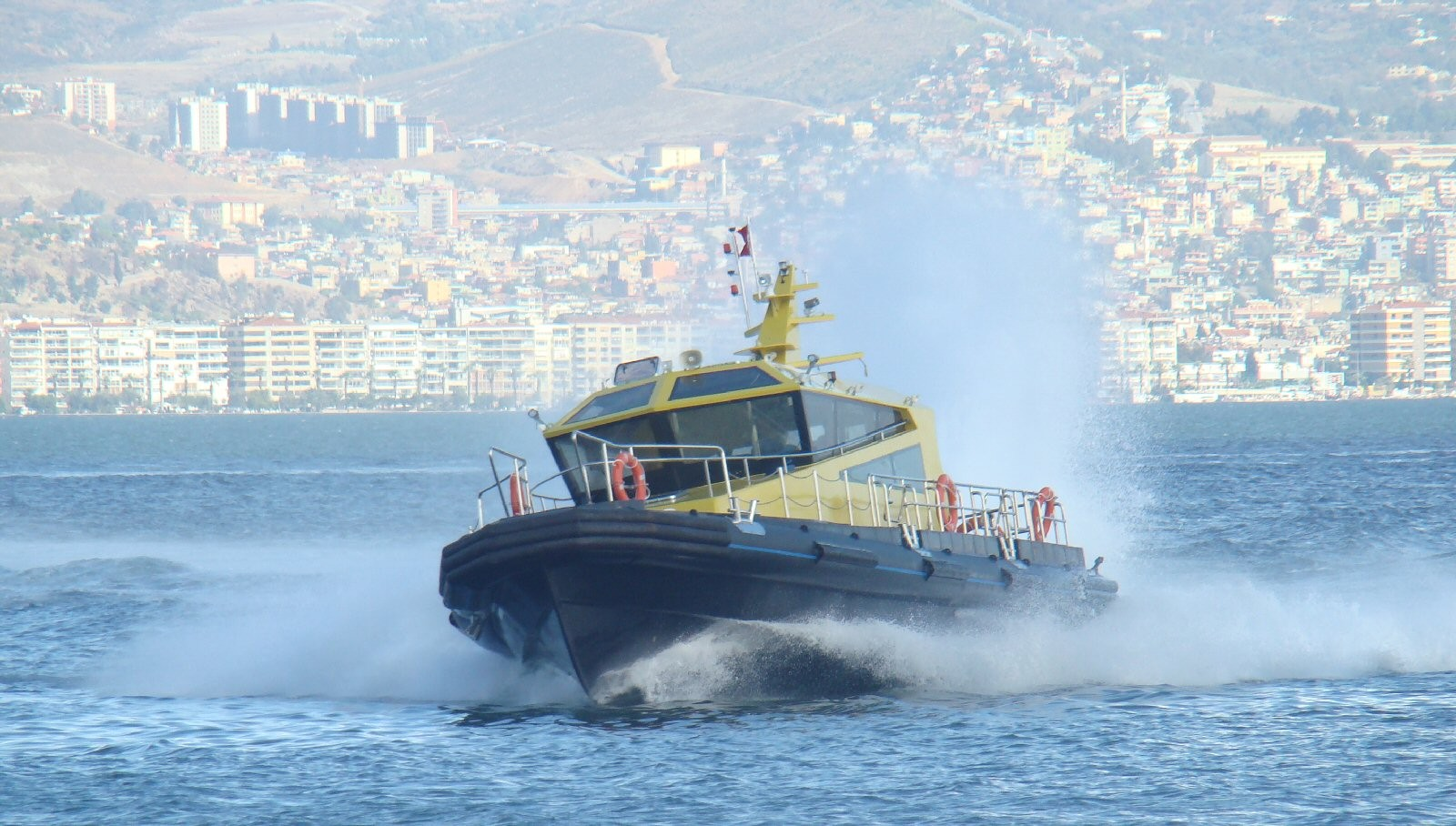 hdpe boat 3d 3dm