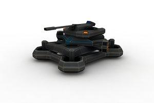 3d tank gamedev