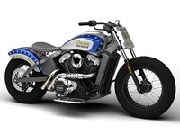 Indian Scout Wall of Death 2015