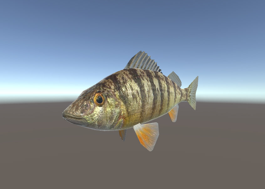 3d ma ready kelp bass
