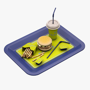 max hamburger set burger