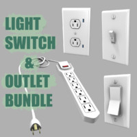 Light Switch & Electrical Outlet Bundle