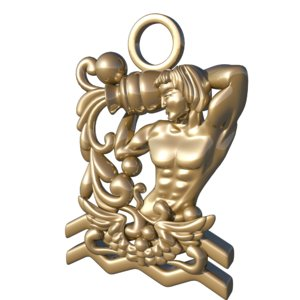 3d horoscope sign aquarius