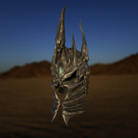 Lich King Helmet