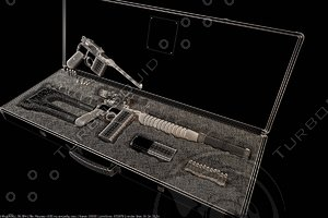 updated kits 3d model