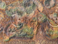 rust texture one
