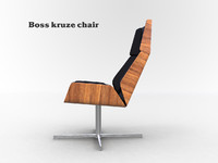 Boss kruze chair