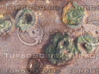 rust texture five