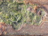 rust texture six