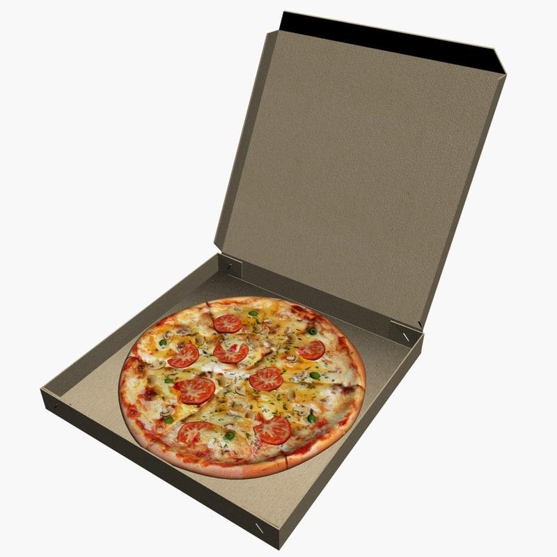 max pizza